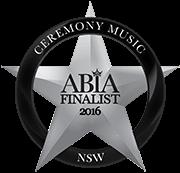Finalist Best Ceremony Music