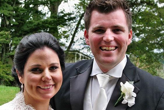 Rochelle & Jason