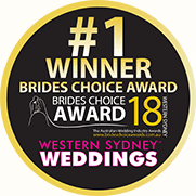 Winner Brides Choice Award Best Wedding DJ Western Sydney Weddings 2018