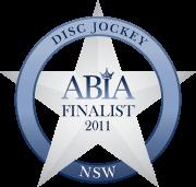 ABIA Finalist Best Wedding DJ (NSW) | DJ:Plus! Entertainment - 2011
