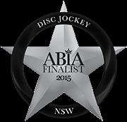 Finalist Best Wedding DJ NSW