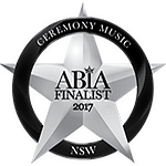 Winner Finalist Best Wedding Ceremony Music 2017