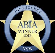ABIA Winner Best Wedding DJ (NSW) | DJ:Plus! Entertainment - 2012